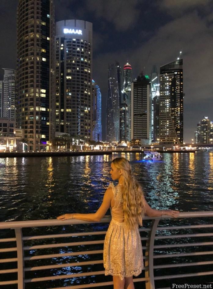 Pilot Madeleine - Dubai Desktop & Mobile Presets