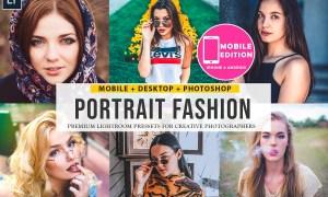 Portrait fashion Lightroom Presets 3303645