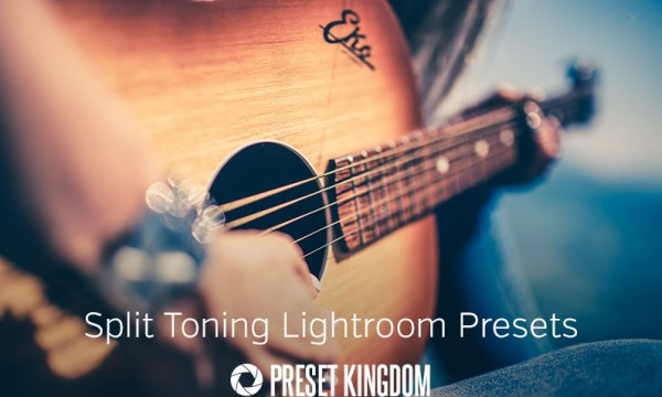 Preset Kingdom - Split Toning Lightroom Preset
