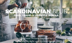 Scandinavian Blue Lightroom Presets 2297047