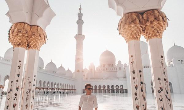 SERGEYKBN & ANYUTA RAI - Dubai LR Presets Collection