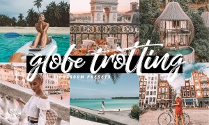 Travel Blogger instagram presets 2958383