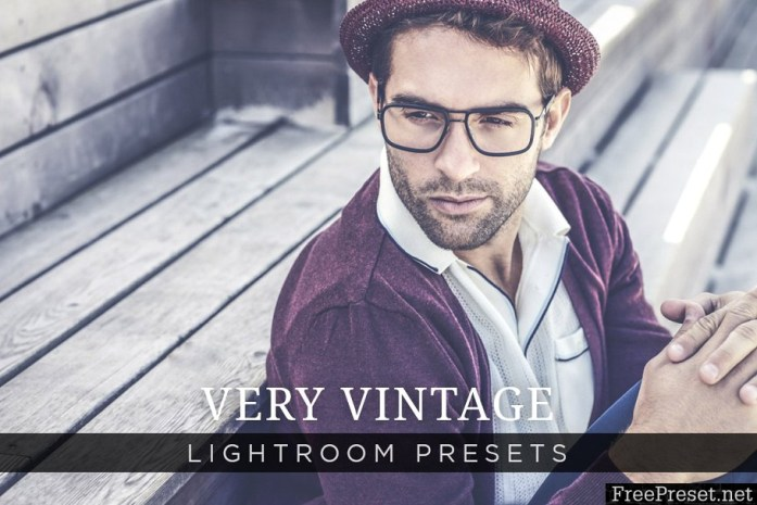 Very Vintage Lightroom Presets Vol 1 200083