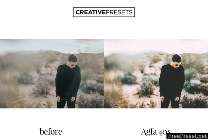 Vintage Film Lightroom Presets 2611629