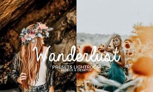 Wanderlust Blogger Presets 2837946