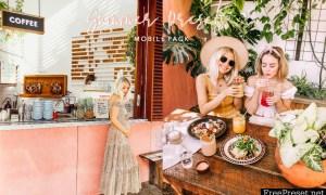 Aspyn Ovard - Summer Mobile Presets