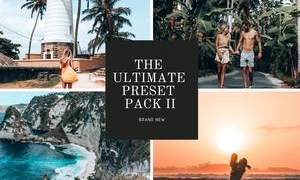 Fairytalesarereal - Ultimate Preset Pack 2 (15 Presets Desktop+Mobile)
