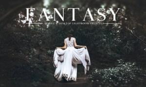 Fantasy Mobile & Desktop Lightroom Presets Pack UXVYKMJ