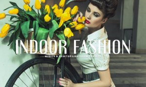 Indoor Fashion Mobile & Desktop Lightroom Preset HAYP36V