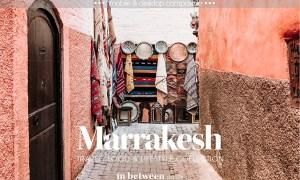Marrakesh Lightroom Presets 3590931
