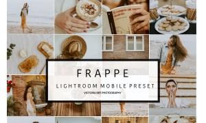 Mobile Lightroom Preset Frappe 2636817