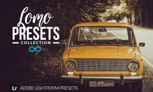 Photonify - Lomo Collection Lightroom Presets