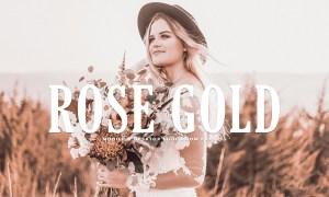 Rose Gold Lightroom Presets 3637772