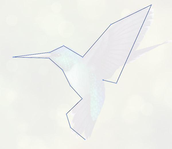 Origami Hummingbirds Embroidery Origami, Hummingbird Origami ... | 521x600