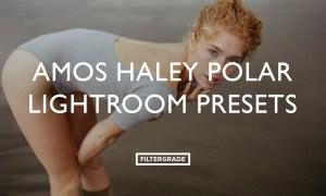 Amos Haley Polar Lightroom Presets