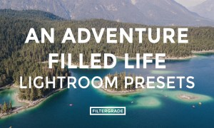 An Adventure Filled Life Lightroom Presets