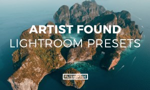 Artist Found Lightroom Presets