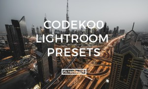 Codeko0 Lightroom Presets