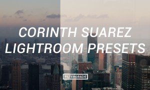 Corinth Suarez Lightroom Presets