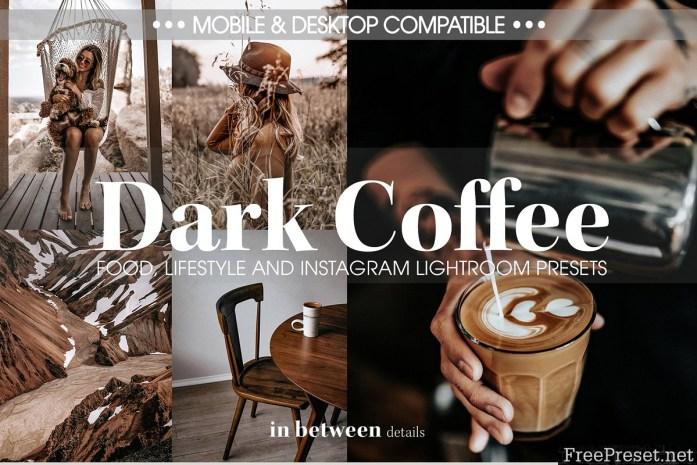 Dark Coffee Mobile Desktop Presets 3737331