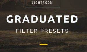 GRADUATED FILTER SKY LIGHTROOM PRESETS