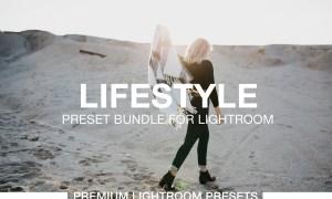 Lifestyle Lightroom Presets Bundle 2393243