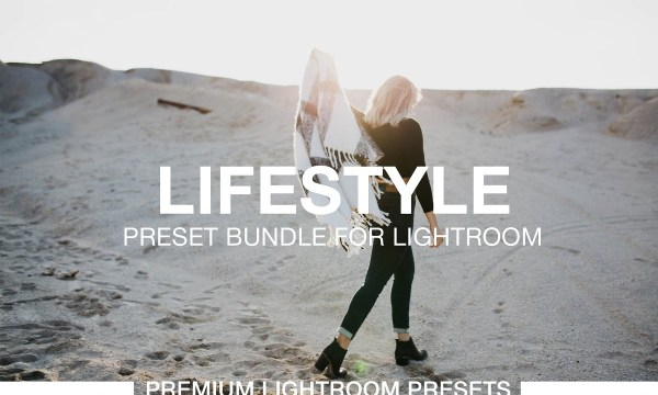 Lifestyle Lightroom Presets Bundle 2393243