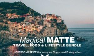 Magical MATTE Lightroom Presets 2082600