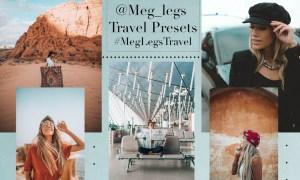 Meg Legs Lightroom Presets