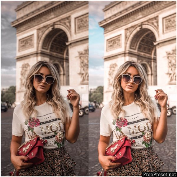Mf Pack Paris Lightroom Presets