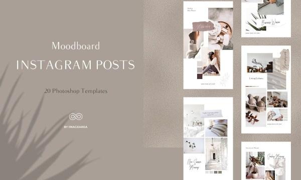 Moodboard - Instagram Stories 3737548