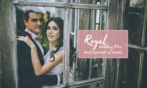 Royal Wedding Pro Photoshop Actions CCARMS