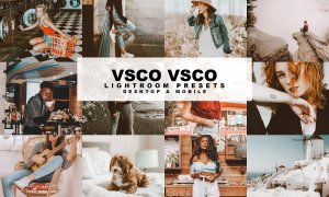 VSCO VSCO - Lightroom Presets 3745679