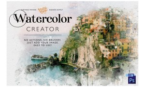 Watercolor Creator 3743739