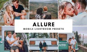 Allure Moblile Lightroom Presets 3597713