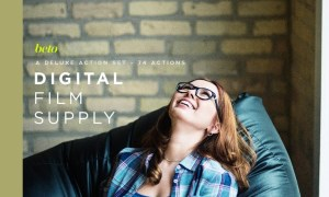 Digital Film Supply Action Bundle PTKTT9