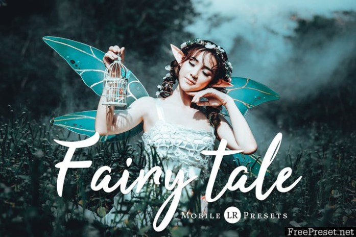 Fairytale Mobile Lightroom Presets