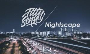 FittySense Nightscape Lightroom Presets