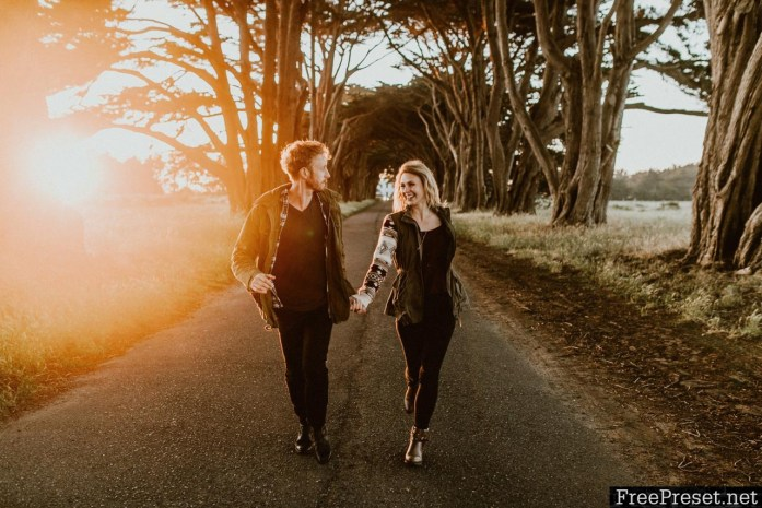 Ginna and Ryan GXR Lightroom Presets