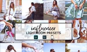 Influencer Lightroom Presets 3741522