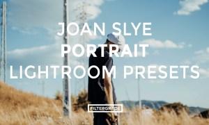 Joan Slye Lightroom Presets