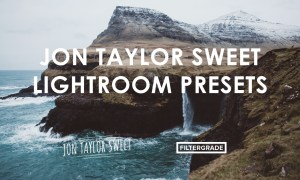 Jon Taylor Sweet Lightroom Presets