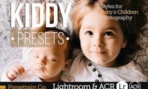 Kiddy - Children Presets for Lightroom & ACR