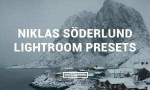 Niklas Soderlund Lightroom Presets