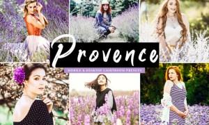 Provence Mobile & Desktop Lightroom Presets