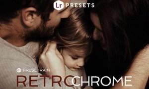 Retrochrome Lightroom Presets 38UDRF