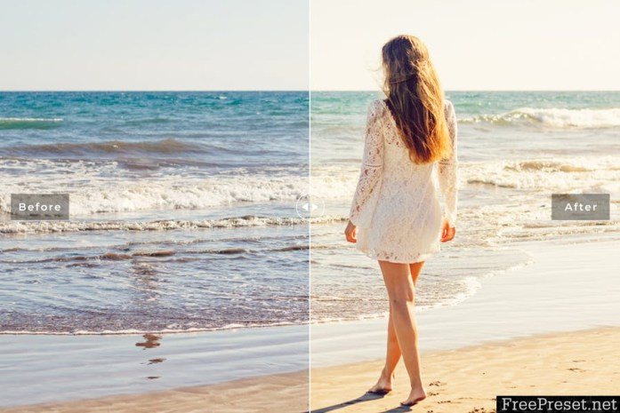 Sunlight Lightroom Presets Pack