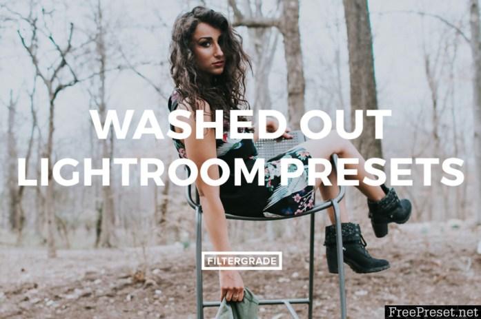 Washed Out Lightroom Presets by Elijah Swopes
