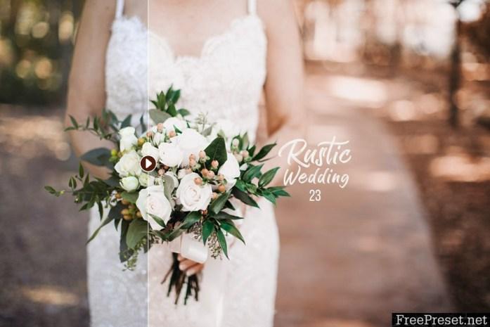 50 Rustic Wedding Presets 1476124