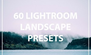 60 Landscape Lightroom Presets 1604166